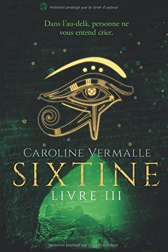Sixtine - Livre III par Caroline Vermalle