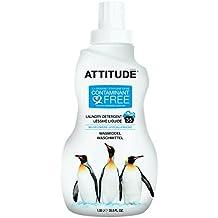 Attitude ATLCO - Detergente líquido lavadora concentrado, 35 dosis, 1.05 L, 1 unidad