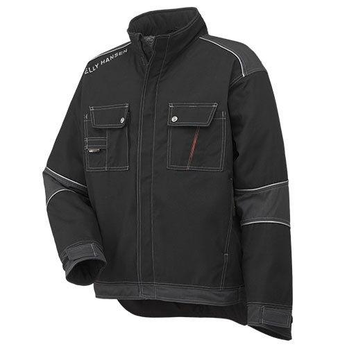 Helly Hansen Arbeitsjacke gefüttert Chelsea Lined Jacket 76041 Arbeitsbundjacke 999 3XL (Feuerfeste Jacke)