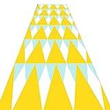WJS Potente Corridore Corridore Tappeto Lungo Poliestere Antiscivolo Indossabile Negozio Personalizzabile Soggiorno Cucina e Ingresso Stuoia (Colore : A, Dimensioni : 0.9 * 5m)