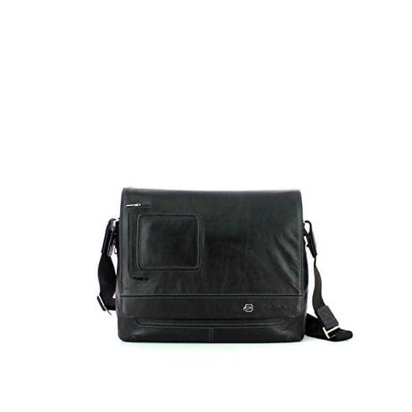 3b16c18f5e9015 Piquadro Vibe Borsa messenger, 31.5x26x9.5 cm – TravelKit