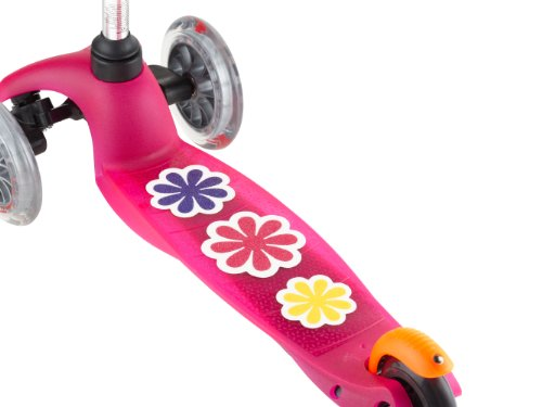 Preisvergleich Produktbild Scoot Blume Deck Griff und Aufkleber