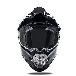 XuBa LS2 Professional Motorcycle Helmet Carbon Fiber Full Face Helmet for Men MX429 Black XXL