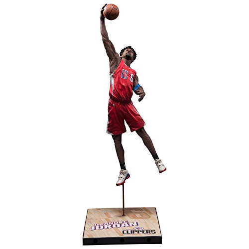 McFarlane Toys NBA 353832 Serie 29 Deandre Jordan Los Angeles Clippers Collectible Action Figur