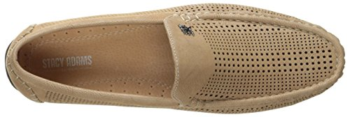 Stacy Adams Pippin Synthetik Slipper Taupe