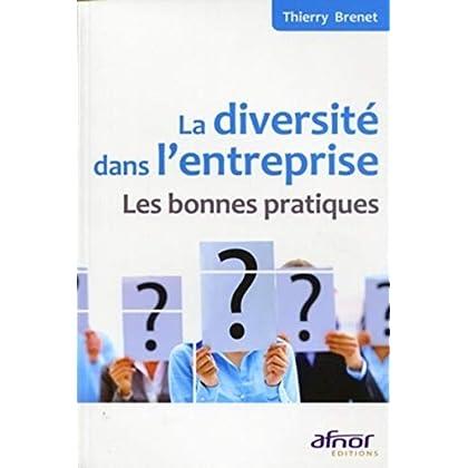 La diversité dans l'entreprise- Les bonnes pratiques