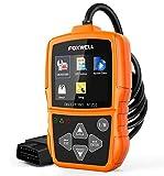 FOXWELL NT201 OBD2 Reader Car Diagnostic OBD II Scanner Check Engine Light Fault