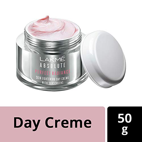Lakme Absolute Perfect Radiance Skin Lightening Fairness Day Crème, 50 g