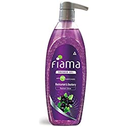Fiama Shower Gel, Blackcurrant and Bearberry, 550ml