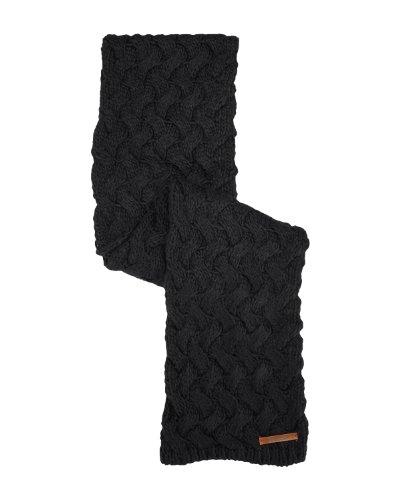 Bench Damen Mütze, Schal & Handschuh-Set Schal Lanya schwarz (black (BK001)) One Size