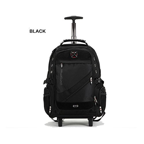 Rods-Backpack-Suitcase-Ultra-lightweight-Multifunction-Oxford-cloth-Backpacks-for-Travel-Business-Daypack-with-2-Silent-wheel