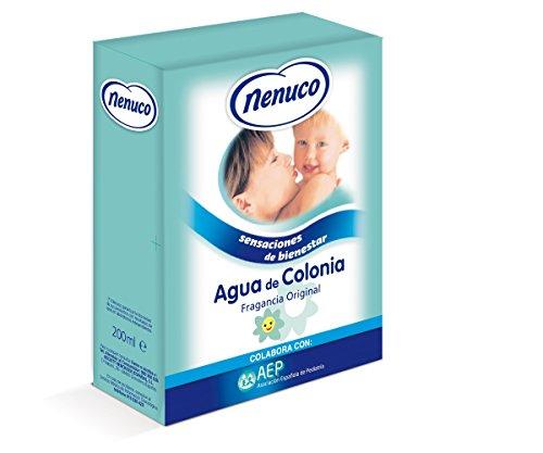 Nenuco Agua de Colonia Fragancia Original frasco Cristal - 200 ml