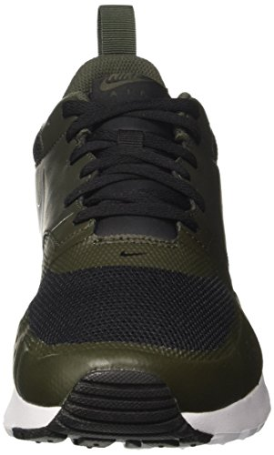 Nike Air Max Vision, Sneakers Basses Homme Noir (Black/black-sequoia)