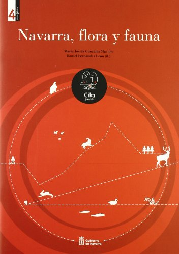 Navarra, flora y fauna (Chipi-Txapa, conocer Navarra. Serie básica)