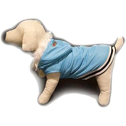 regalos tus mascotas mas kawaii Dragon abrigo acolchado Jersey XS S M L XL XXL XXL perro ropa funda lujo cachorro mascota ropa abrigo chaqueta T Shirt Ropa Jersey sudadera con capucha invierno Navidad regalo caliente rosa azul pequeño mediano y grande perros Extra grandes perros grandes