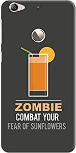 DailyObjects Zombie Case For Letv Le 1S