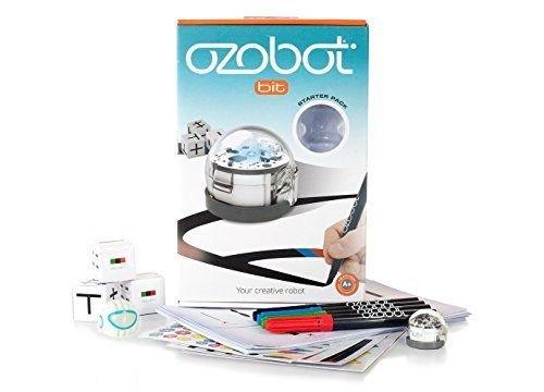 Ozobot Bit Maker Starter Pack (Cristal Blanc) 0852636005184