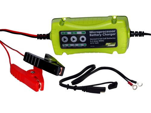 Pro-User 18121 Intelligentes Batterieladegerät DFC530N mit 5,3A