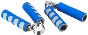 Unbekannt FA Sports Handtrainer Softgrip, blau/grau, 13 x 10 x 3 cm, 363