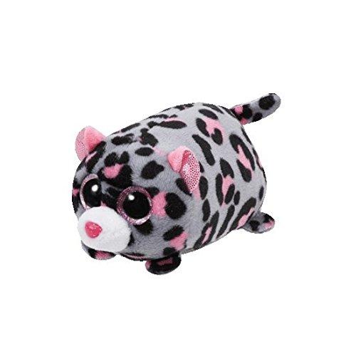 "Teeny Ty Leopard - Miles - 8cm 3"""