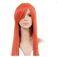 "Eli belleza cosplay peluca ""BLOOD-C"" (Mar de Sangre) Rurouni Kenshin Himura Kenshin (Kenshin Himura) peluca (jap?n importaci?n)"
