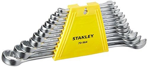 Stanley 70-964E Combination Spanner Set (12-Pieces)
