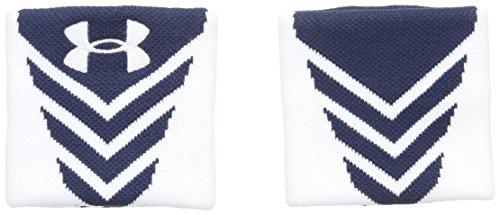 Under Armour Sportswear-Schweissbänder Hand Undeniable Wristband, Midnight Navy, One size