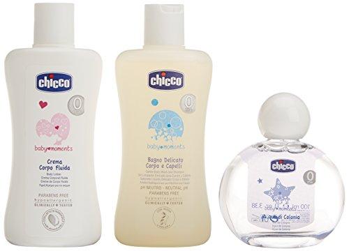 Chicco 3208 - Set astuccio Baby Moments