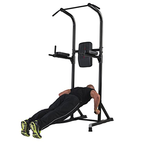 Marcy Fitness Dip Station Power Tower Deluxe, 14MECT8000 -