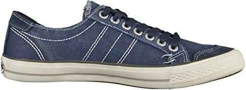 Dockers by Gerli 30st027-790660, Sneakers Basses Homme Bleu (Navy 660)
