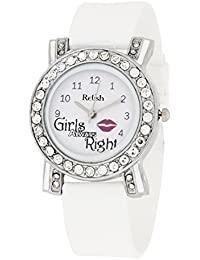Relish Analog Girls Always Right Dial Women's Watch - L719