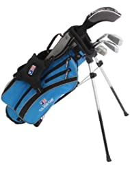"US Kids UL-45"" Boys 4-Club Golf Package Set 2012 Boys RH Boys RH"