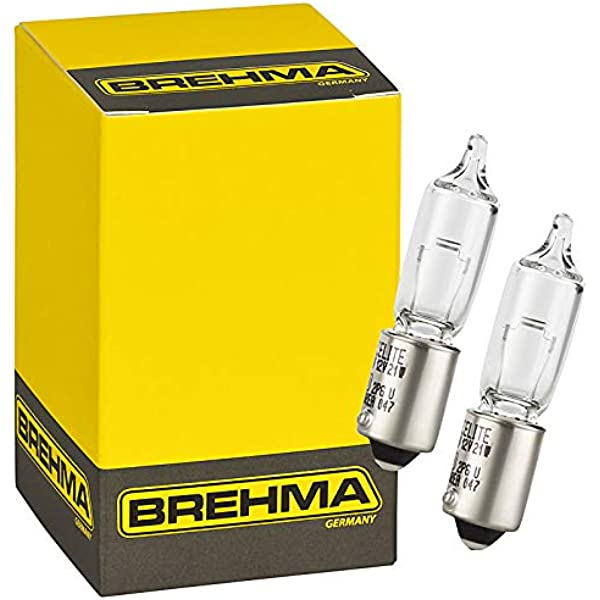 10x Brehma Classic H21w 12v 21w Bay9s Halogen Lampe Auto