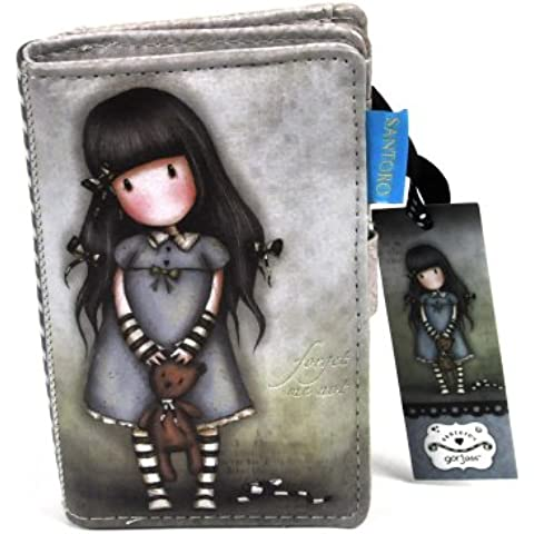 Forget Me Not - Medium Wallet by Gor-juss