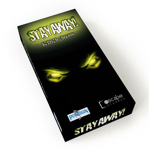Asterion 0252 - Stay Away Revised Edition, Edizione Italiana, Multicolore