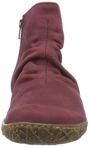 El NaturalistaN755 NIDO - Stivali classici imbottiti a gamba corta Donna Rot (Rioja)