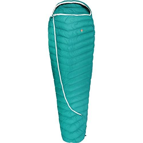 Grüezi Bag Biopod DownWool Extreme Light 175 Daunenschlafsack grün Einheitsgröße -