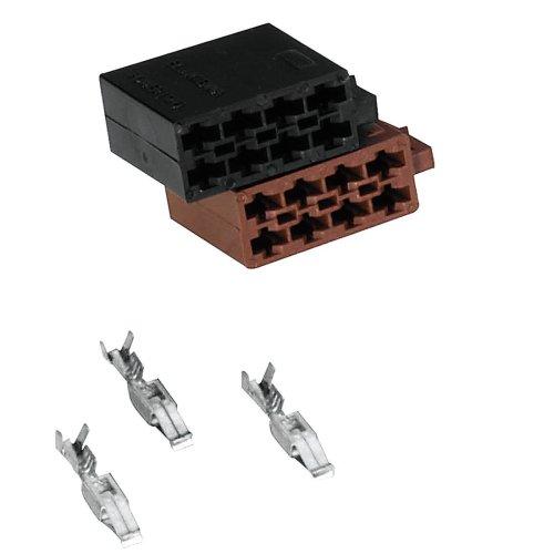 Hama Montageset ISO-Stecker