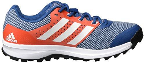 adidas Herren Duramo 7 Trail Traillaufschuhe Blau (Azubas/ftwbla/energi)