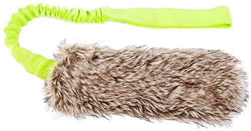 DINGO Hundespielzeug aus Fleece, zum Zucken und Ziehen, Mehrfarbig, 21 - Zum Hundespielzeug Ziehen