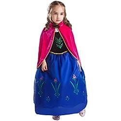 Ragazze Principessa abiti partito Vestito Costume