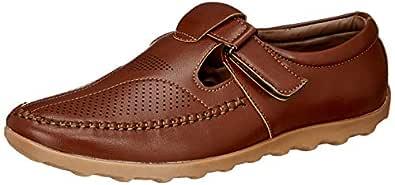 Centrino Men's 2313 Tan Outdoor Sandals-6 UK (40 EU) (7 US) (2313-001)