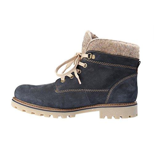 REMONTE D747614 femmes Bottes Bleu