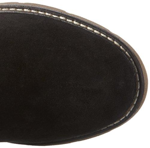 Bugatti V78583, Bottes Femme Noir (Schwarz 100)