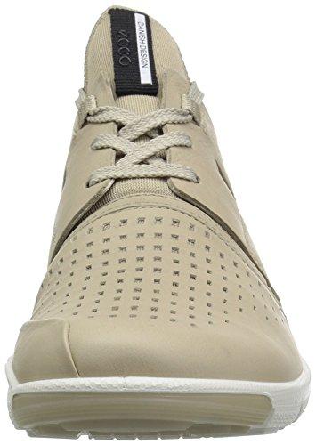 Ecco Damen Intrinsic 3 Sneakers Oyester/Oyester