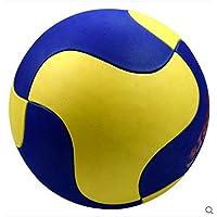 CN Estudiante de Voleibol Suave Inflable del Voleibol de EVA sin Voleibol de la formación de la Competencia de la Mano de la lesión,Azul,5