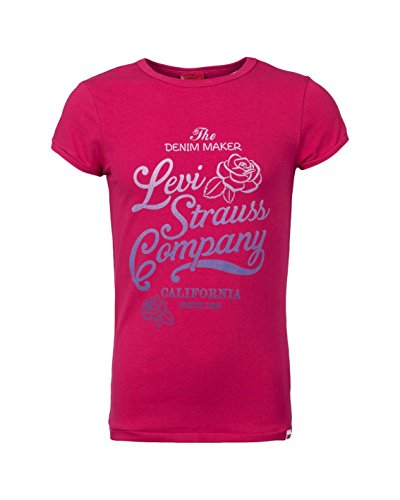 T-Shirt Nina Dark Framboi (4 Anni - 102 cm)