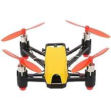 Goolsky Kit de Marco Súper Mini 4-Axis Micro de FPV Drone de Carrera con Naze32 Controlador de Vuelo 4pcs 8520 Motor y 4pcs 65mm Hélices