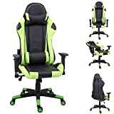Best Computer Chairs For Gamings - Joolihome Racing Gaming Computer Chair PU Leather High Review