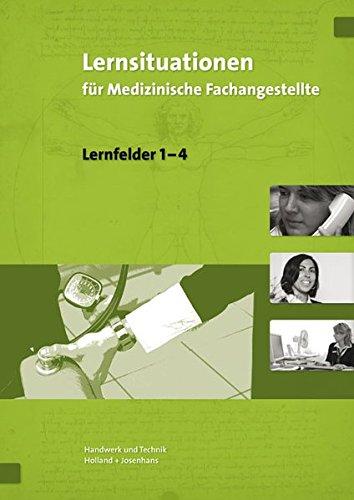 CD-ROM - Lernsituationen für Medizinische Fachangestellte: Lösungen - Lernfelder 1-4